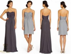 The New Bride Chiffon Bridesmaid Dress, Prom, Evening Dress