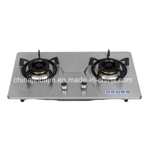 2 Burners 730 Length, Stainless Steel Built-in Hob/Gas Hob pictures & photos