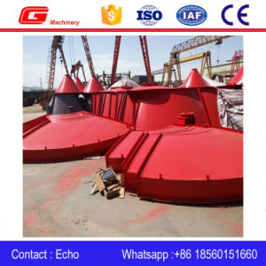 50ton Capacity Carbon Steel Vertical Cement Silo with ISO Approved pictures & photos
