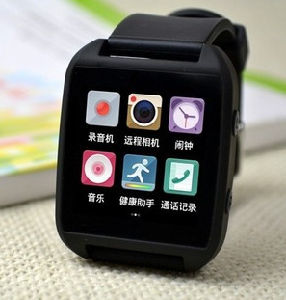 LCD for Smart Watch Display