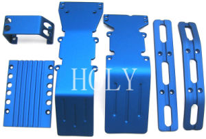 CNC Machining Anodized Aluminum Sheet Metal Fabrication Sheet Stamping Parts pictures & photos