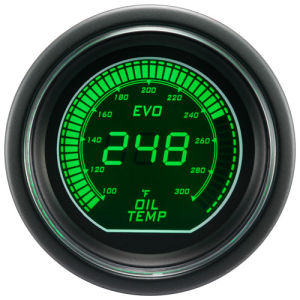 "2"" (52mm) Auto Gauges for Dual Color LCD Digital Gauge (6255) pictures & photos"