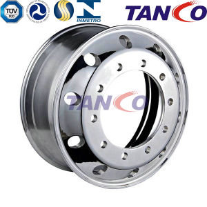 Lm-22.5*9.00 22.5X9.00 DOT Smithers Lighter Aluminum Alloy Truck Wheel Rim pictures & photos