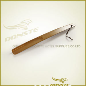 Wooden Shoe Horn for Hotel