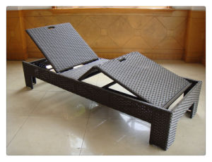 Chaise Lounge Sofa/Pool Chaise Lounge/Rattan Chaise Lounge pictures & photos