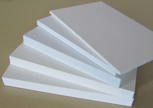White PVC Foam Board, PVC Sheet with Good Quality pictures & photos