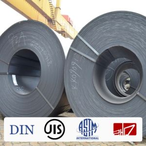 JIS Hot Rolled Carbon Steel Coils pictures & photos