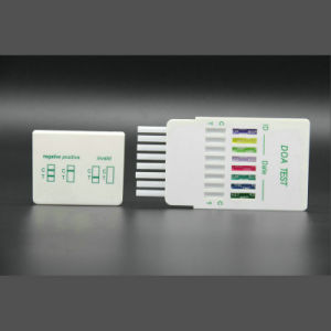 12 Panel 5 Panel 6 Panel 8 Panel Drug Test pictures & photos