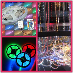 Decorative Light Chiristmas RGB LED Strip LED Light pictures & photos