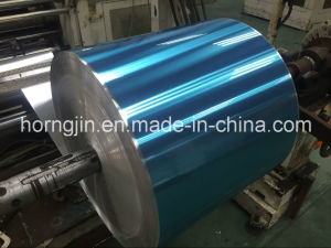 Al/Pet Polyester Tape Mylar Laminated Coating Aluminium Foil Strip for Cable Shielding pictures & photos