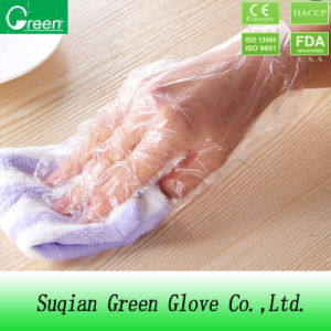Best Selling Products Cleaning LDPE Glove pictures & photos