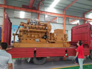 Best Pirce 10-1000kw Natural Gas Generator, LNG Gas Generator From China Factory pictures & photos