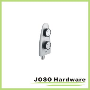 Stainless Steel Pivot Glass Hardware Connector ED004 pictures & photos