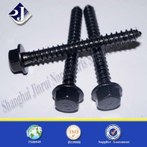 High Strength Black Finished Screw pictures & photos