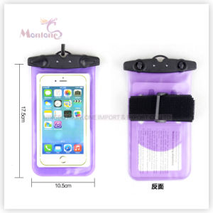 Cell Phone Bag Case PVC Waterproof Mobile Phone Bag pictures & photos