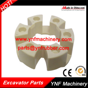 Excavator Rubber Coupling 30h Shaft Coupling Assembly pictures & photos