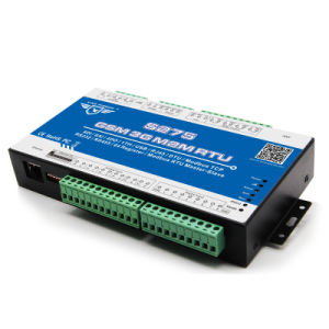 GSM SMS Controller with 255 Wireless Transducer Detector Sensor
