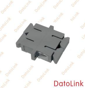 Sc-Upc Beige Fiber Optical Adapter pictures & photos