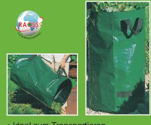 160GSM PE Garden Bag pictures & photos