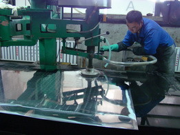 Manual Type Super Mirror Polishing /Grinding Machine pictures & photos