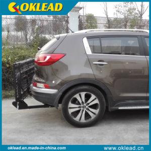 Rear Hitchcarbon Cleaning Car Bike Rack (okl232)