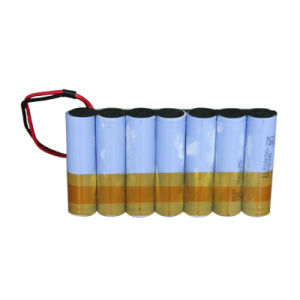 Li-ion 11.1V 18650 Lithium Ion Cylindrical Battery for Scooter pictures & photos