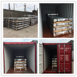 Hot-Dipped Galvanized Steel Sheet/ Coil/ Gi/ Hdgi/ Corrugated Galvanized Steel Sheet/ Corrugated Metal Roofing pictures & photos