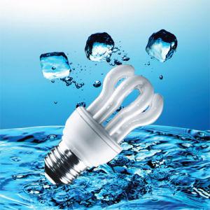 E27 4u Energy Saving Lamp Lotus CFL Lamp (BNF-LOTUS) pictures & photos