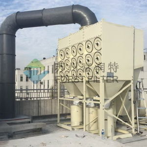 Forst Shot Blasting Dust Collector System pictures & photos
