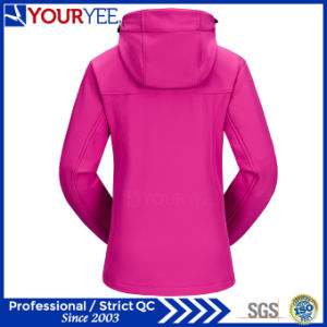 High Quality Womens Softshell Jacket Fashionable Outerwear (YRK114) pictures & photos