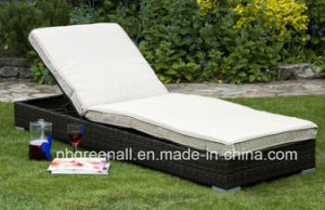 All-Weather Adjustable Outdoor Patio Chaise Lounge Furniture pictures & photos