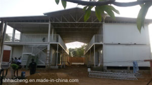 Prefabricated/Container/Standard/Family Use House (shs-mh-family002) pictures & photos