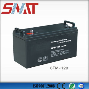 Lab-120ah Lead-Acid Batteries for Solar Power System pictures & photos