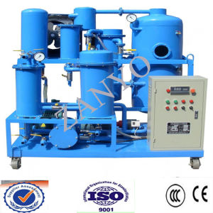Vacuum Turbine Oil Purifier Ensure Whole Turbine System Work Safely pictures & photos