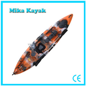Professional Single Ocean Plastic Boat Fishing Pedal Kayak Canoe pictures & photos