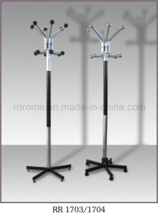 Professional Design Clothes Stand with Rotatable Head (RR-1703-G-P1)