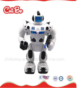 Black White Robot Promotion Gift Plastic Toy (CB-PM021-M) pictures & photos