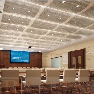 Punching Perforated Aluminum Panel for Meeting Room Ceiling pictures & photos
