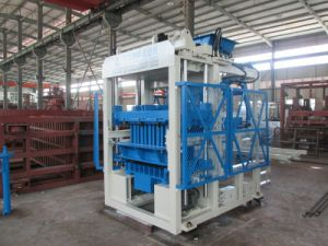 Small Hollow Concrete Block Brick Machine in China pictures & photos
