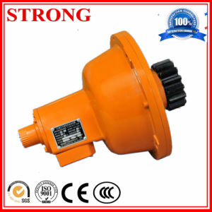 High Qaulity Anti Fall Safety Device, Construction Hoist Series Worm Gearbox Emergency Brake pictures & photos