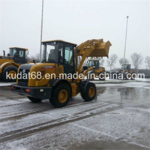 Front Discharge Loaders (LW180K) pictures & photos