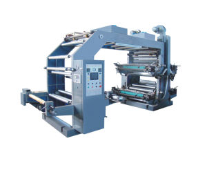 Plastic Film Blowing Printing Machine pictures & photos