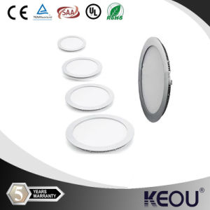 18W Round LED Panel Light Office Uniform Design LED Light Panel SMD Ultra Slim pictures & photos