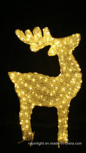 Motif LED Party Decoration Christmas Deer Light pictures & photos