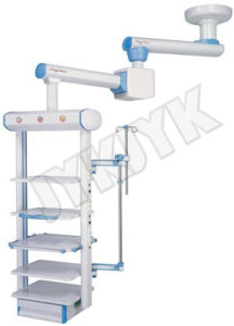Hospital Surgical ICU Rail Pendant System with Dry-Wet Separated pictures & photos