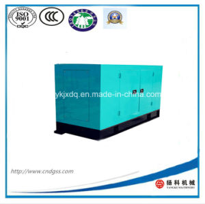 Yuchai Engine 64kw/80kVA Silent Type Electric Diesel Generator Set pictures & photos