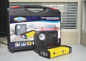 Multi-Function Auto Jump Starter with 16800mAh Large Capacity. pictures & photos