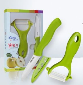 2PCS Ceramic Knife Set for Promotional Items/Corporate Gift pictures & photos