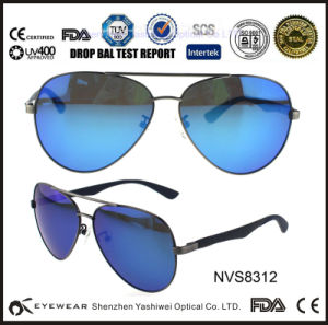 Italian Popular UV400 Protection Blue Lens Latest Driving Sunglasses