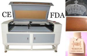 Middle Size 130W Laser Engraver with Motorized Worktable pictures & photos